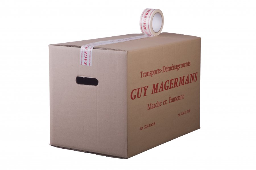 Kit Et Cartons De Déménagement - Guy Magermans